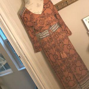 American Rag Button Up Dress Size XL